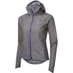 OMM Halo+ Jacket with Pockets Women, grigio